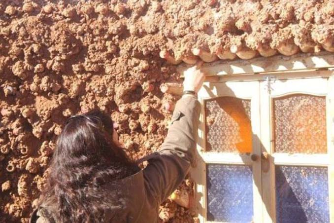 Ένας ασυνήθιστος τρόπος για την κατασκευή σπιτιών σε συνθήκες ακραίας ζέστης (7)