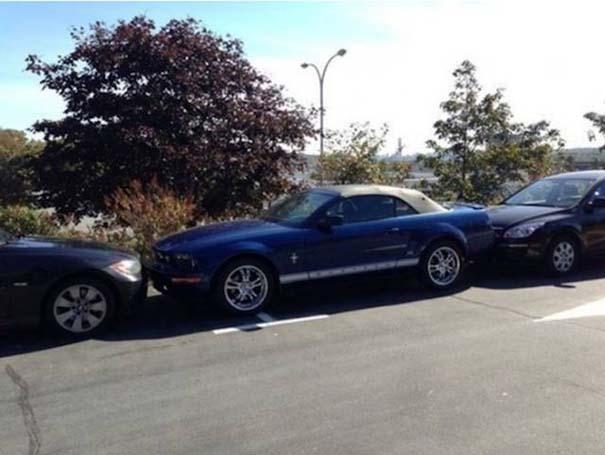 Αυτά παθαίνεις όταν παρκάρεις όπου να 'ναι (7)