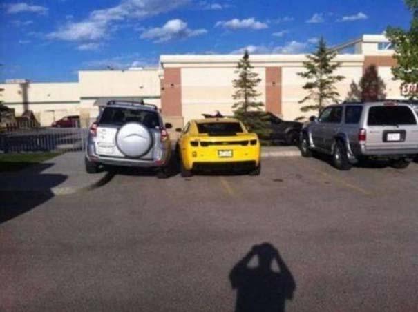 Αυτά παθαίνεις όταν παρκάρεις όπου να 'ναι (11)