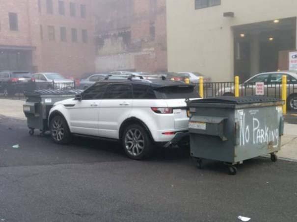 Αυτά παθαίνεις όταν παρκάρεις όπου να 'ναι (12)