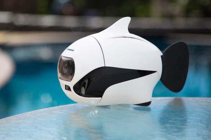 BIKI: Το βιονικό ψάρι που είναι στην πραγματικότητα υποβρύχιο drone (6)