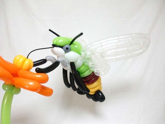 Εκπληκτικά ζώα από μπαλόνια (15)