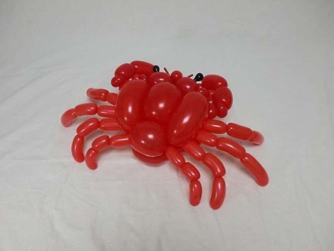 Εκπληκτικά ζώα από μπαλόνια (17)
