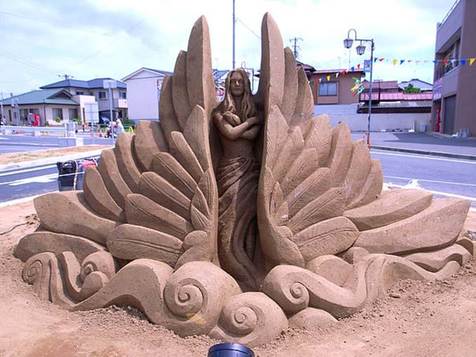 Εκπληκτική τέχνη στην άμμο από τον Toshihiko Hosaka (5)
