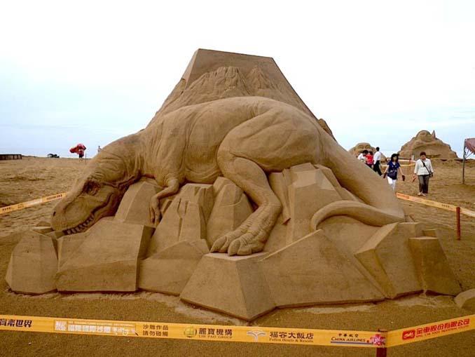 Εκπληκτική τέχνη στην άμμο από τον Toshihiko Hosaka (6)