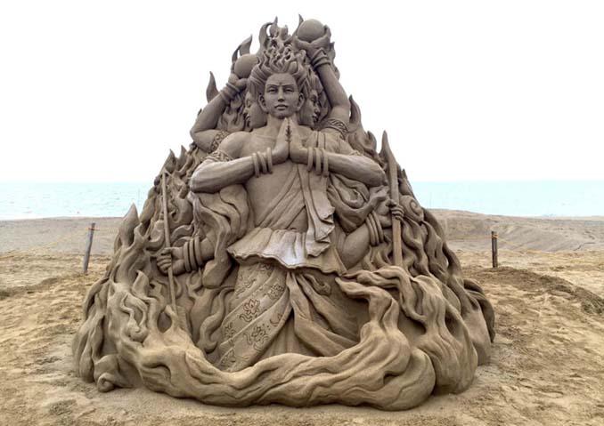 Εκπληκτική τέχνη στην άμμο από τον Toshihiko Hosaka (9)