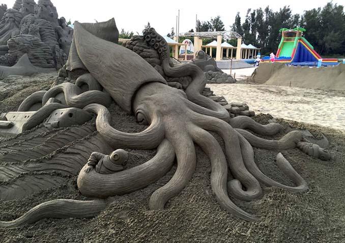 Εκπληκτική τέχνη στην άμμο από τον Toshihiko Hosaka (12)