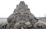 Εκπληκτική τέχνη στην άμμο από τον Toshihiko Hosaka (13)