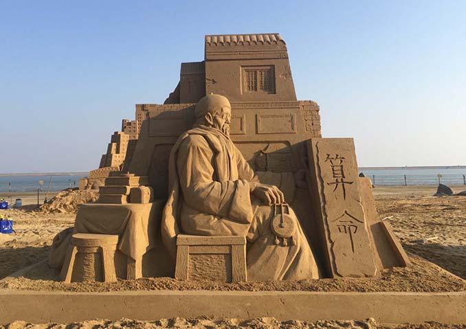 Εκπληκτική τέχνη στην άμμο από τον Toshihiko Hosaka (14)
