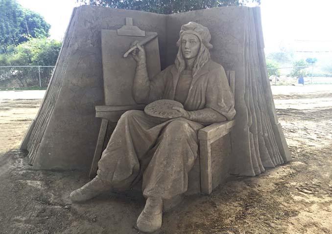 Εκπληκτική τέχνη στην άμμο από τον Toshihiko Hosaka (17)