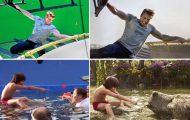 Εντυπωσιακές σκηνές ταινιών πριν και μετά τα ειδικά εφέ