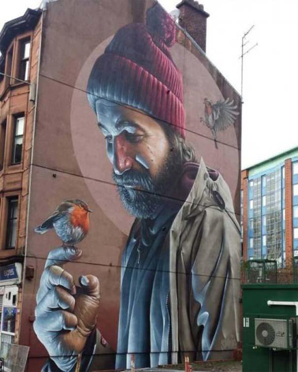 Έργα τέχνης στο δρόμο που τραβούν την προσοχή με την πρώτη ματιά (3)