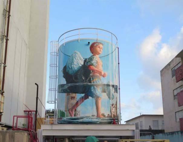 Έργα τέχνης στο δρόμο που τραβούν την προσοχή με την πρώτη ματιά (5)