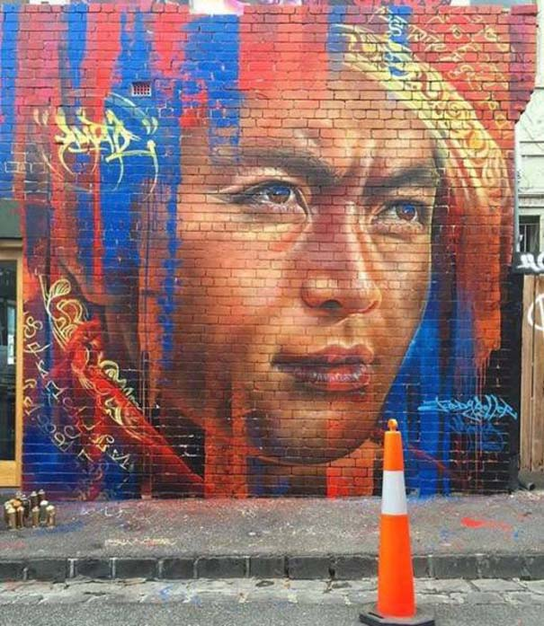 Έργα τέχνης στο δρόμο που τραβούν την προσοχή με την πρώτη ματιά (10)