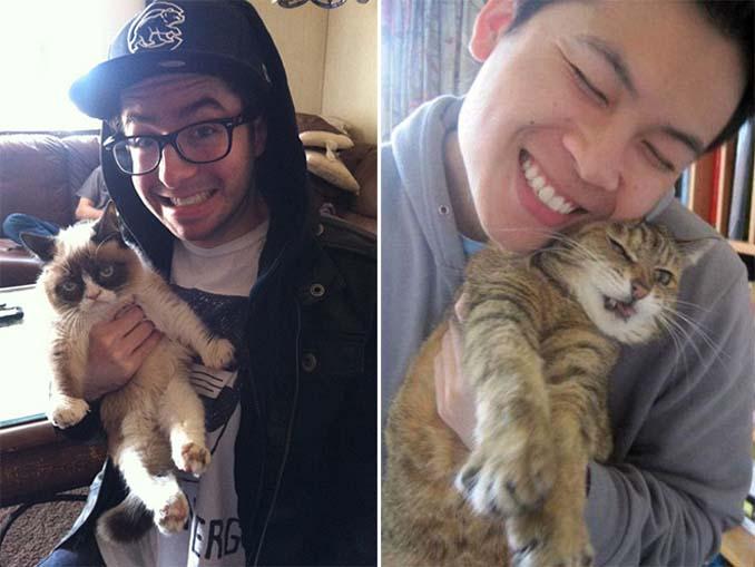 Αυτές οι γάτες σιχαίνονται τις selfies (3)