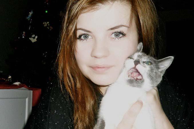 Αυτές οι γάτες σιχαίνονται τις selfies (4)