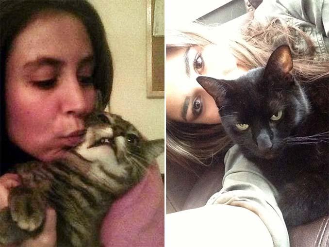 Αυτές οι γάτες σιχαίνονται τις selfies (5)