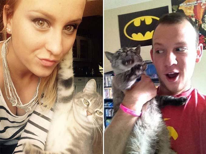 Αυτές οι γάτες σιχαίνονται τις selfies (7)
