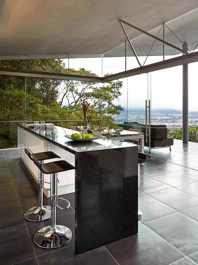 Γυάλινο σπίτι με απίστευτη θέα στην Κόστα Ρίκα (7)