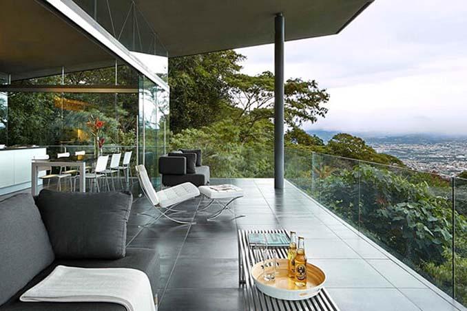 Γυάλινο σπίτι με απίστευτη θέα στην Κόστα Ρίκα (8)