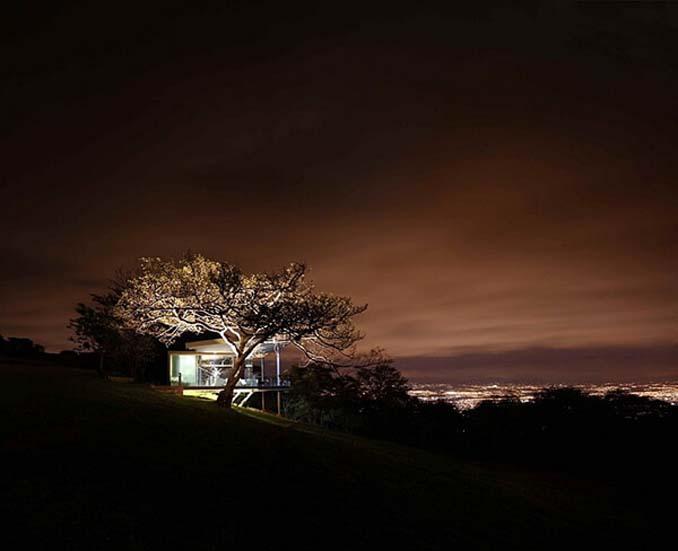 Γυάλινο σπίτι με απίστευτη θέα στην Κόστα Ρίκα (11)