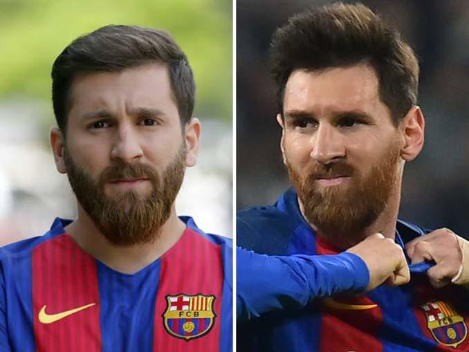 Ιρανός Lionel Messi (1)