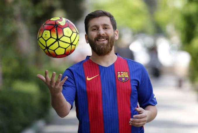 Ιρανός Lionel Messi (2)