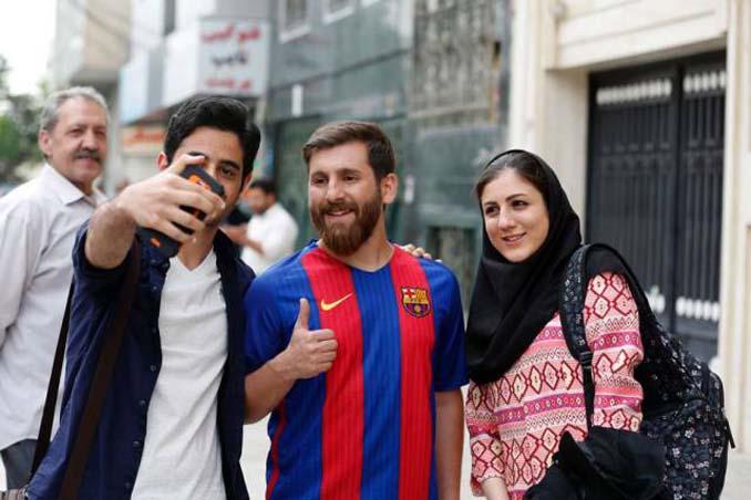 Ιρανός Lionel Messi (3)
