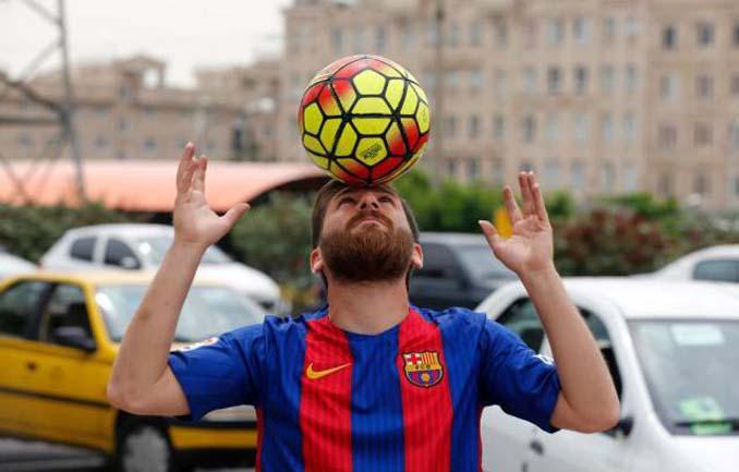 Ιρανός Lionel Messi (4)