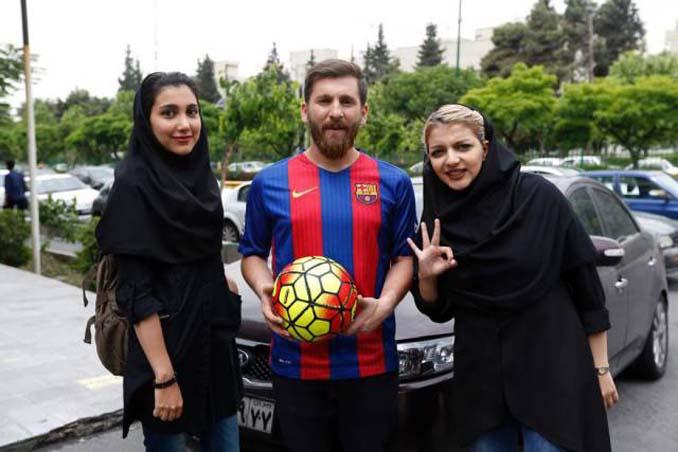 Ιρανός Lionel Messi (5)