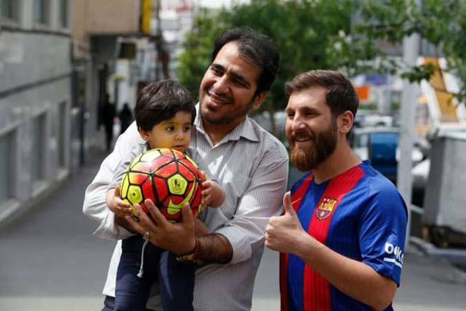 Ιρανός Lionel Messi (6)