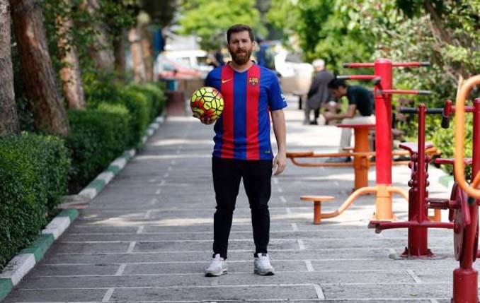 Ιρανός Lionel Messi (7)
