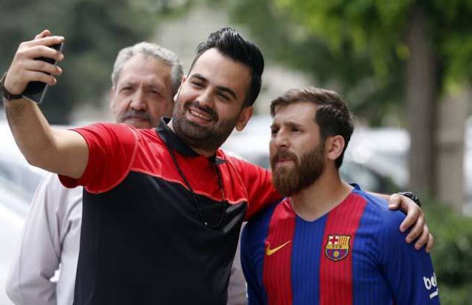 Ιρανός Lionel Messi (8)