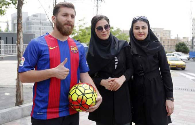 Ιρανός Lionel Messi (9)