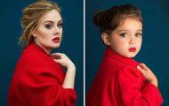 Κοριτσάκι 3 ετών μεταμορφώνεται σε διάσημες γυναίκες για να στηρίξει την άρρωστη γιαγιά της (6)