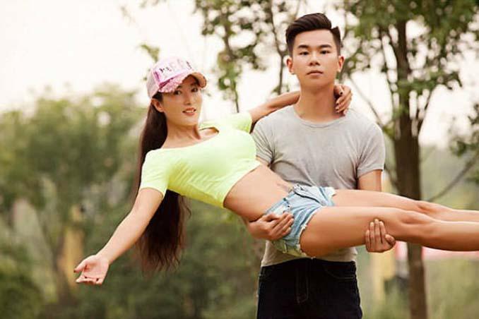 Αυτό το κορίτσι από την Κίνα έχει ένα μυστικό που θα σας αφήσει με το στόμα ανοιχτό (1)