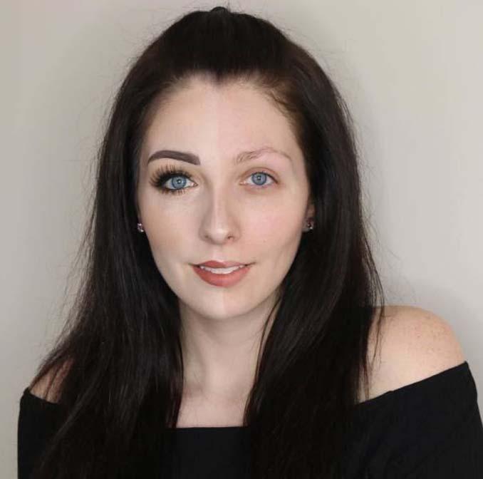 Make up artist ξεκίνησε μια πρόκληση που δείχνει την ομορφιά των γυναικών πριν και μετά το μακιγιάζ (13)