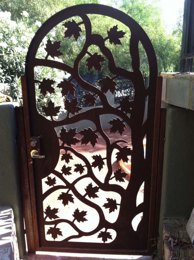 15 μεταλλικές πόρτες - έργα τέχνης για εκπληκτική πρώτη εντύπωση (7)