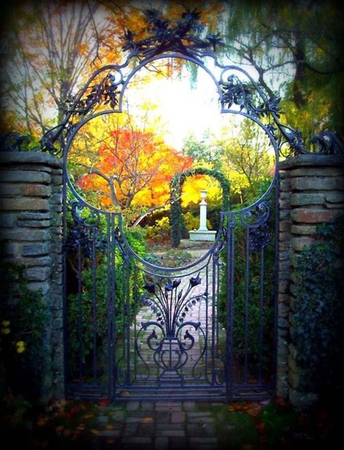 15 μεταλλικές πόρτες - έργα τέχνης για εκπληκτική πρώτη εντύπωση (9)
