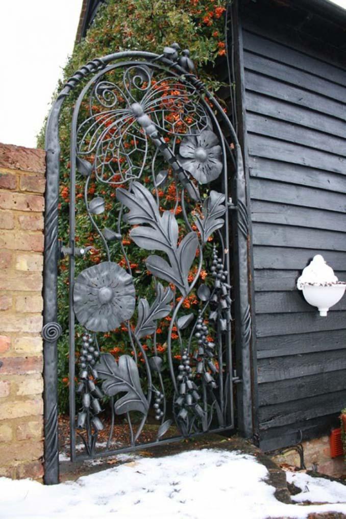 15 μεταλλικές πόρτες - έργα τέχνης για εκπληκτική πρώτη εντύπωση (12)