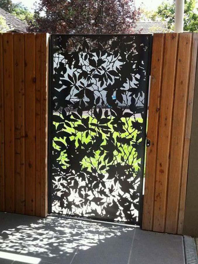 15 μεταλλικές πόρτες - έργα τέχνης για εκπληκτική πρώτη εντύπωση (15)