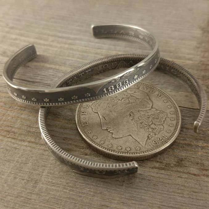 Εντυπωσιακές μετατροπές παλιών κερμάτων σε κοσμήματα και έργα τέχνης (11)