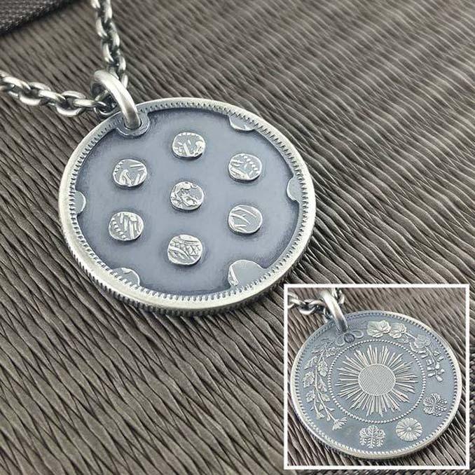Εντυπωσιακές μετατροπές παλιών κερμάτων σε κοσμήματα και έργα τέχνης (17)