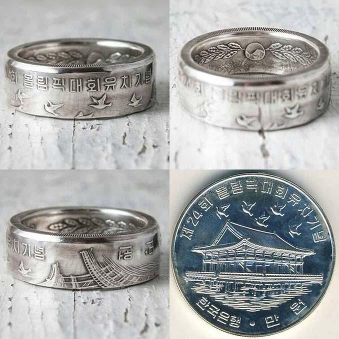 Εντυπωσιακές μετατροπές παλιών κερμάτων σε κοσμήματα και έργα τέχνης (19)