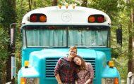 Ακόμη κι ένα παλιό λεωφορείο είναι αρκετό για να δημιουργήσεις ένα άνετο σπιτάκι (1)
