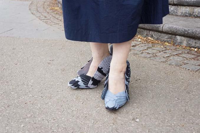 Παπούτσια σε σχήμα περιστεριού (3)