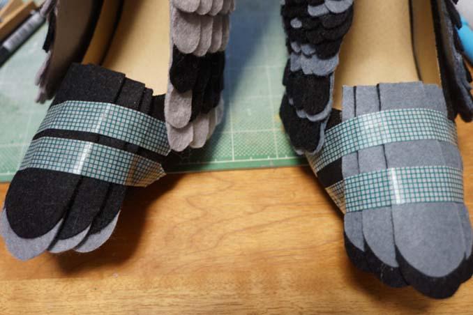 Παπούτσια σε σχήμα περιστεριού (12)