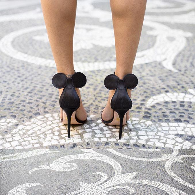 Πέδιλα Minnie Mouse (1)