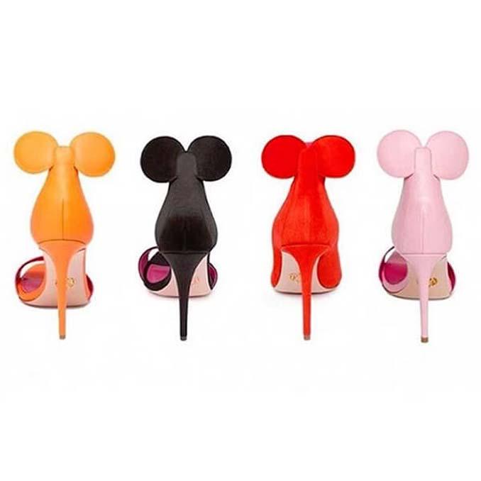 Πέδιλα Minnie Mouse (2)