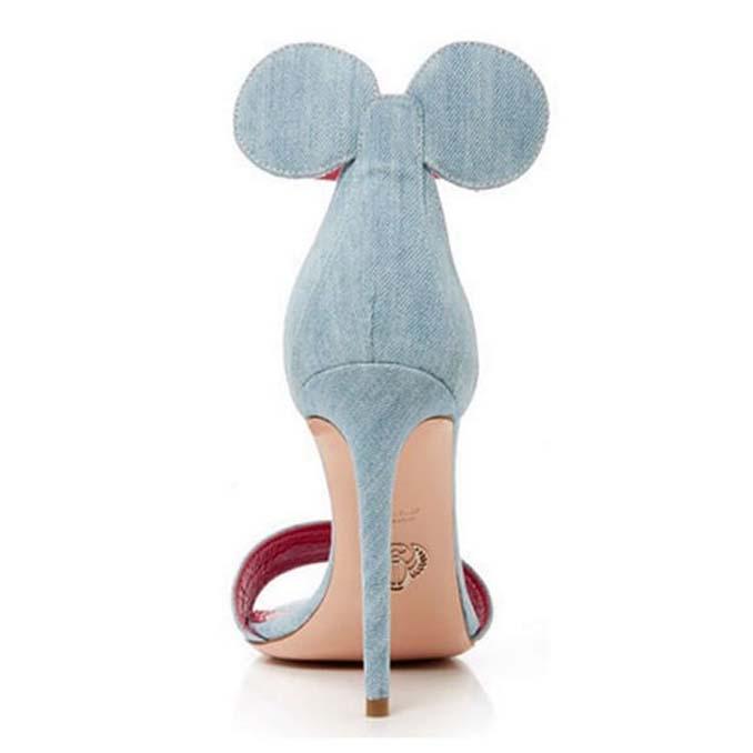 Πέδιλα Minnie Mouse (4)